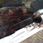 staartbalk blijkt aan vervanging toe 24 mei 2012